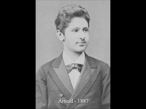 Arnold Rosé - Brahms: Hungarian Dance #5