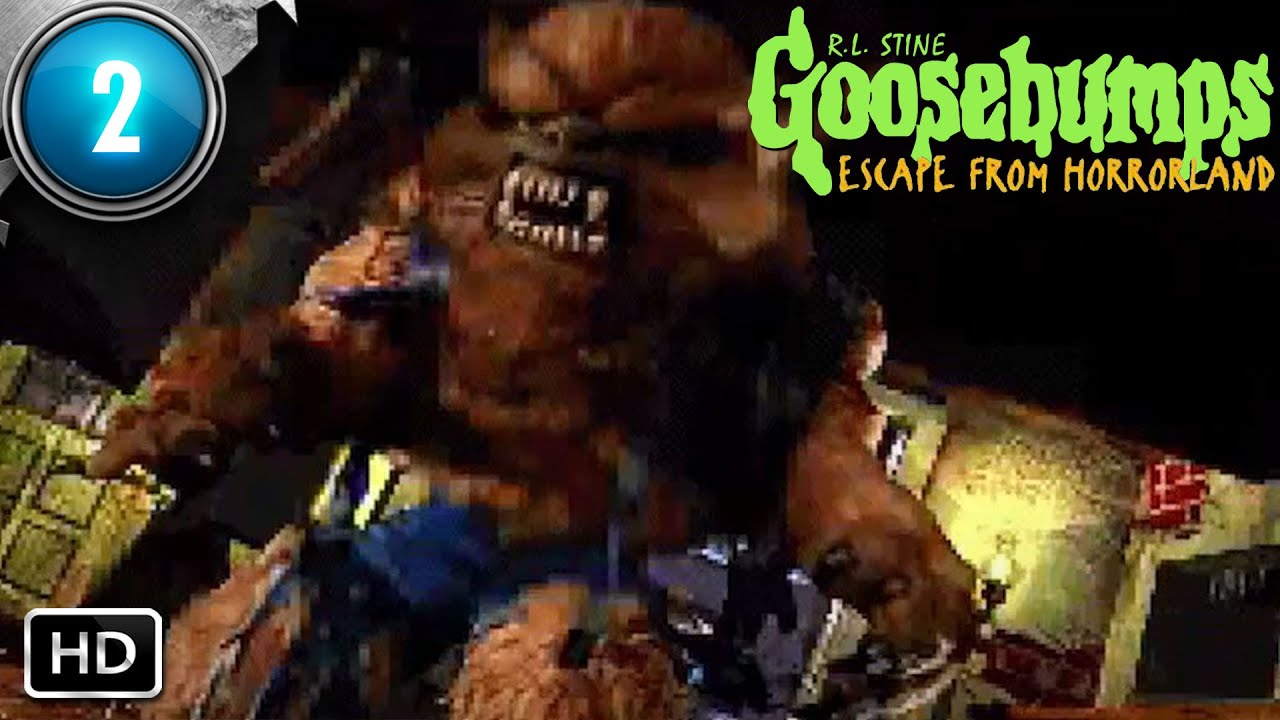Goosebumps: Escape from Horrorland ᴴᴰ (Part 2 - The ...