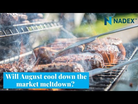 Will August Cool Down the Market Meltdown Discussed on Market Breakdown - August 5, 2019