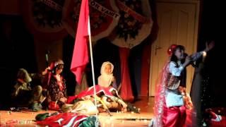 İSTİKLAL MARŞI Fatoş Büyükkkuşoğlu İlköğretim Okulu 23 Nisan Etkinlikleri 2012