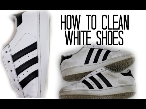 how-to-clean-adidas-superstars-|-easy-and-free-|-stesha
