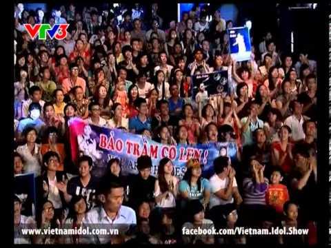 Vietnam Idol 2012 - Bảo Trâm - MS 1 - Khi giấc mơ về