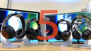 Video My Top 5 Favorite Bluetooth Headphones! download MP3, 3GP, MP4, WEBM, AVI, FLV Juli 2018