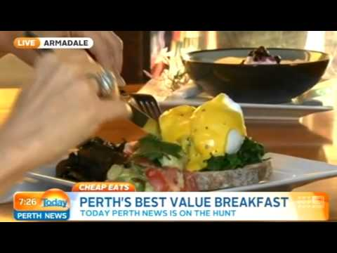 Perth's Best Value Breakfast - The Organic Circle Armadale | Today Perth News