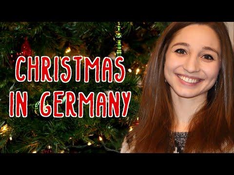 USA vs Germany - Christmas Traditions  German Girl in America