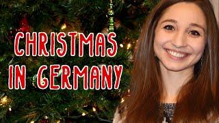 Christmas in Germany German Girl in America