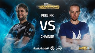 Liga Ragnaros - Feelink vs. Chainer [Final]