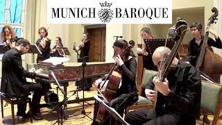 Munich Baroque - Avison: Concerto Grosso Nr.5 - 2.Allegro