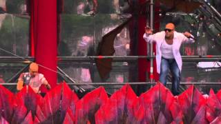 DEFQON 1 2012 RED Headhunterz [ Official Blu-ray 1080p ]