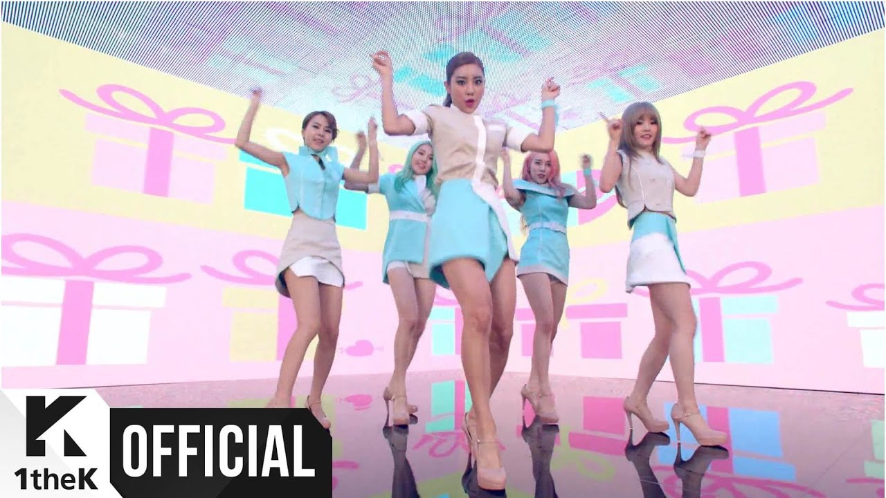 [MV] UNICORN(유니콘) _ HUK(헉)
