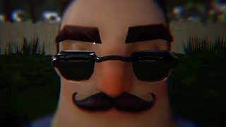 GLASSES NEIGHBOR - Hello Neighbor Beta 3 Mod