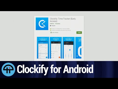 Clockify for Android
