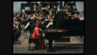 MENDELSSOHN Piano Concerto n° 2, 3 mvt, CECILIA PILLADO - Orq. Filarmónica Mendoza, SERGIO RUETSCH