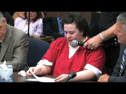 Huckaby makes tearful apology to Cantu family