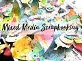 Scrapbooking Process #392 Mixed Media / Beautiful Forever