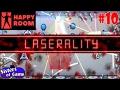 Happy Room #10 - Laser Brain - Sisters of Game