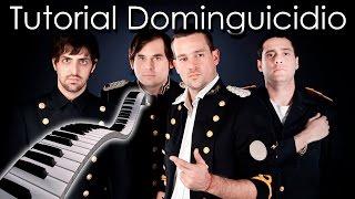Tan Bionica - Dominguicidio [Tutorial Piano] | Synthesia