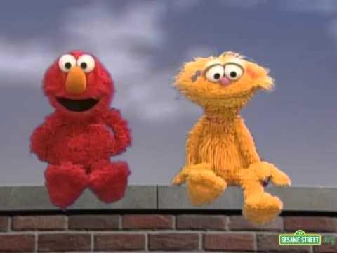 Sesame Street - Zoe Sa...