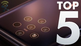 Top 5 World Best Camera Smartphone To Buy In 2018 (51,200 ISO, 40MP, 4K, 960fps)