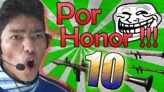 Fail !! Defendiendo mi Honor - Ep.10 // Black Ops 2