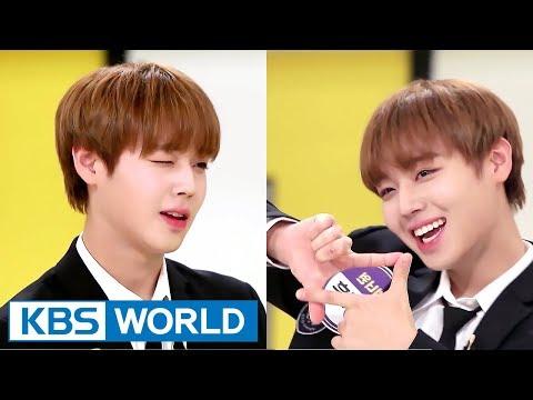 Wink Machine Jihoon's sweet wink! [Happy Together / 2017.08.10]