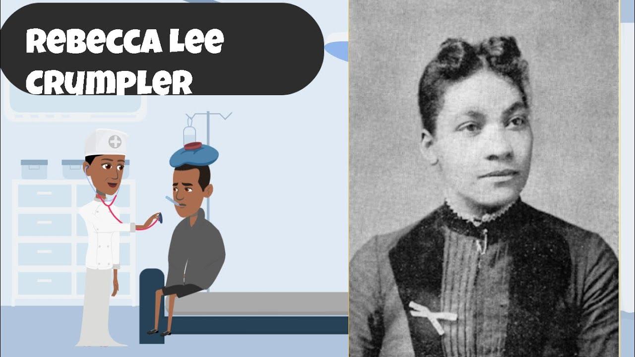 Insightful Classroom Series - Field Of Medicine - Part 1 - Rebecca Lee Crumpler (Black History)