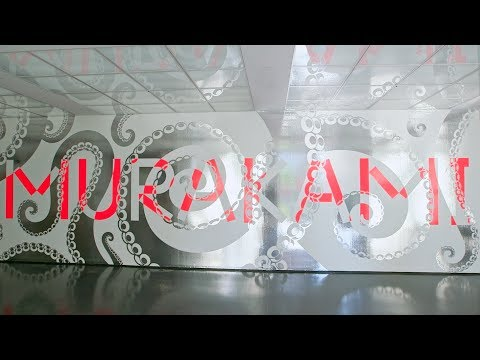 Inside the new Takashi Murakami exhibit at the Museum of Contemporary Art