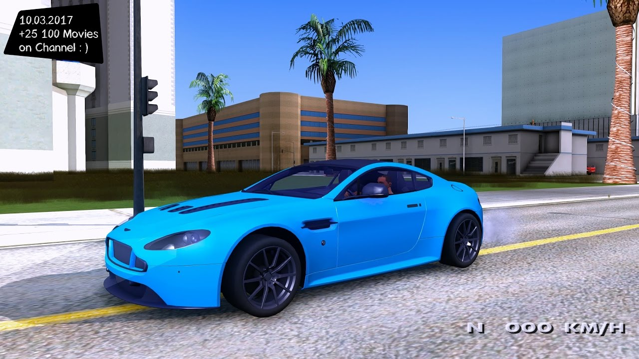 aston martin for android - gta sa mobile 🔥 4k / 60fps 🔥 gtx 1080