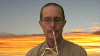 Mozart Horn Concerto No 4,  Mvnt 2  Steve Park - Horn