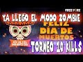 🔴FREE FIRE//YA LLEGO MODO ZOMBIE//TORNEO 10 KILLS//SA-EEUU//PUNICHER