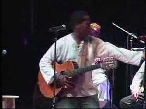Aurelio Martinez - Yalifu (Live)