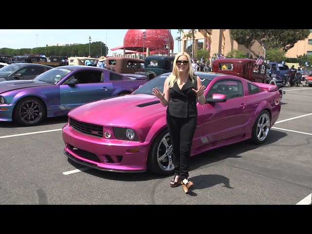 Molly checks out the Fabulous Fords Forever 2019 Show