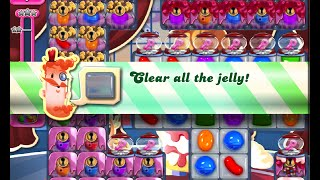 Candy Crush Saga Level 1106 walkthrough (no boosters)