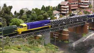 2018 Sydney Model Railway Exhibition - Whitlam Centre Liverpool