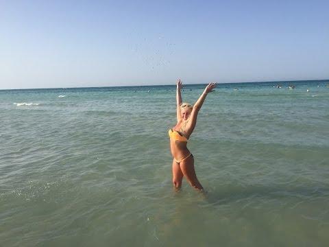 Я люблю море!!!)))Тунис 2016, остров Джерба