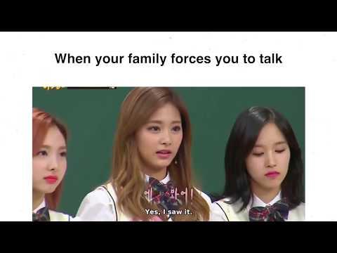 JYP Nation Video Memes (GOT7, TWICE, DAY6, 2PM, ETC)