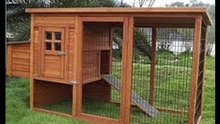 How To Build Chicken Coop - Amazing easy chicken coops to build