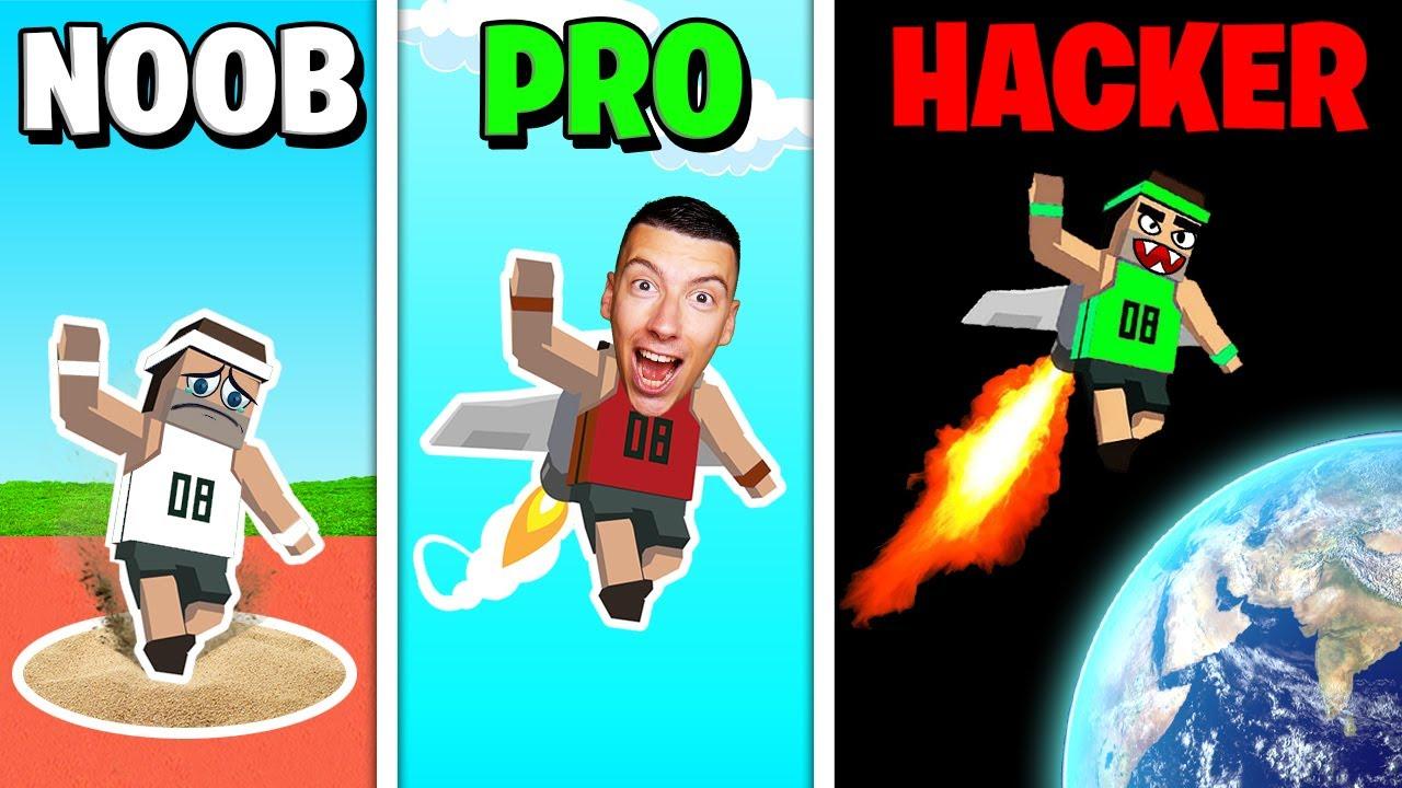 Download LE SAUT LE PLUS HAUT et LOIN POSSIBLE ?! (Jetpack Jump)