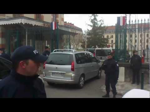 Toulouse. Sarkozy est arrivé à proximité de l'opération du RAID