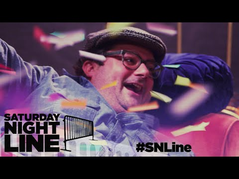 "Saturday Night Line: SNL's Bobby Moynihan Plays ""Two Truths and a Lie"""