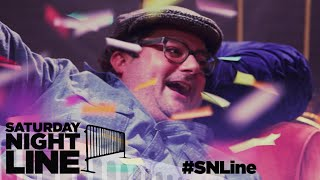 """Saturday Night Line: SNL's Bobby Moynihan Plays """"Two Truths and a Lie"""""""