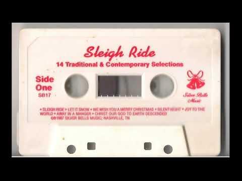 Sleigh Ride Cassette Tape