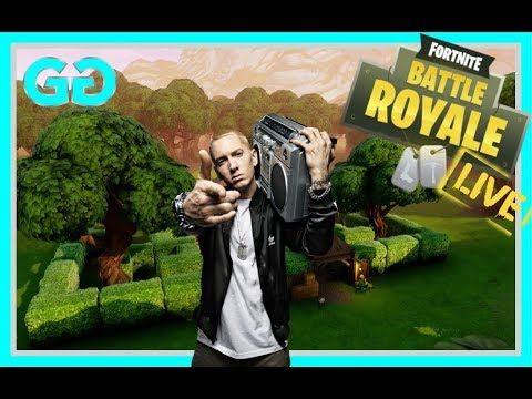 Fortnite Feat Eminem