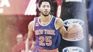 Derrick Rose to the Bucks in 2017 ?