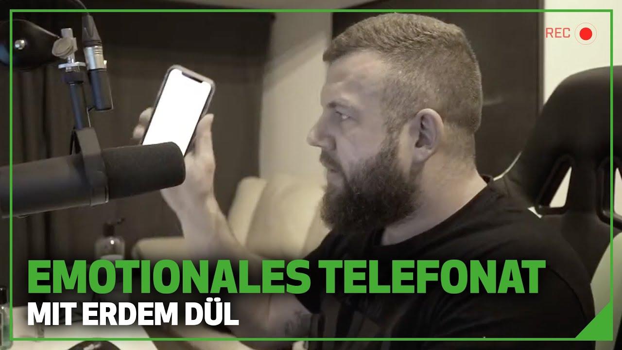 Emotionales Telefonat mit Erdem Dül | Matthias Clemens