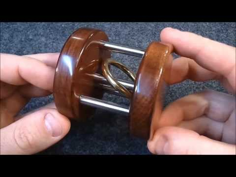 Trapped ring puzzle/trick IMPOSSIBLE (not really)