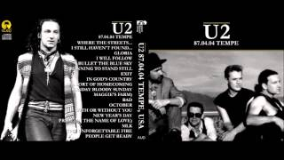 U2 A Sort Of Homecoming Live 1987