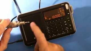 TRRS #0446 - Eton Satellit Radio External Antenna