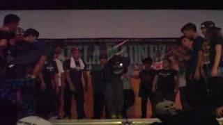 Manila Madnezz 2: Lil Outrage aka Cheekz vs Soul Haka tha Xybroid