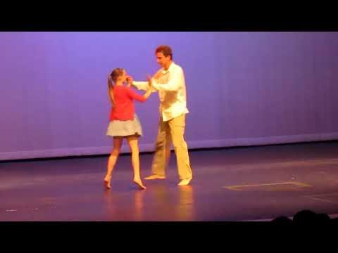 "Scott Shaver's Solo Dance ""What a Wonderful World"""